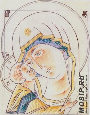 Образ Пресвятой Богородицы Игоревской