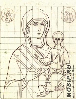 Образ Пресвятой Богородицы Одигитрия