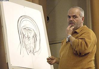 ГЕОРГИОС КОРДИС «Невозможно стать хорошим иконописцем без личного опыта церковной жизни»