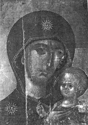 ИКОНЫ БОГОМАТЕРИ, ЧТИМЫЕ В МОСКОВСКОЙ РУСИ XIV-XV ВЕКОВ