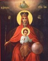 ЦЕРКОВЬ ПРАЗДНУЕТ ПАМЯТЬ ИКОНЫ БОЖИЕЙ МАТЕРИРИ «ДЕРЖАВНАЯ»