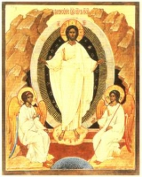 ИКОНОГРАФИЯ ВОСКРЕСЕНИЯ ХРИСТОВА
