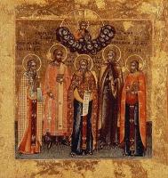 РУССКИЕ СВЯТЫЕ IX - XI ВЕКА