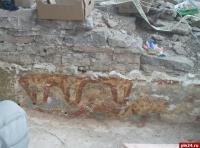 В Пскове раскрыты фрески, которых никто не видел с 17 века