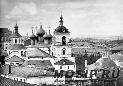 В Москве открыт музей Златоустова монастыря
