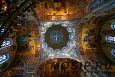 Конференция: Канон. Проблемы художественно-временного образа исторически сложившихся церковных зданий и храмового пространства